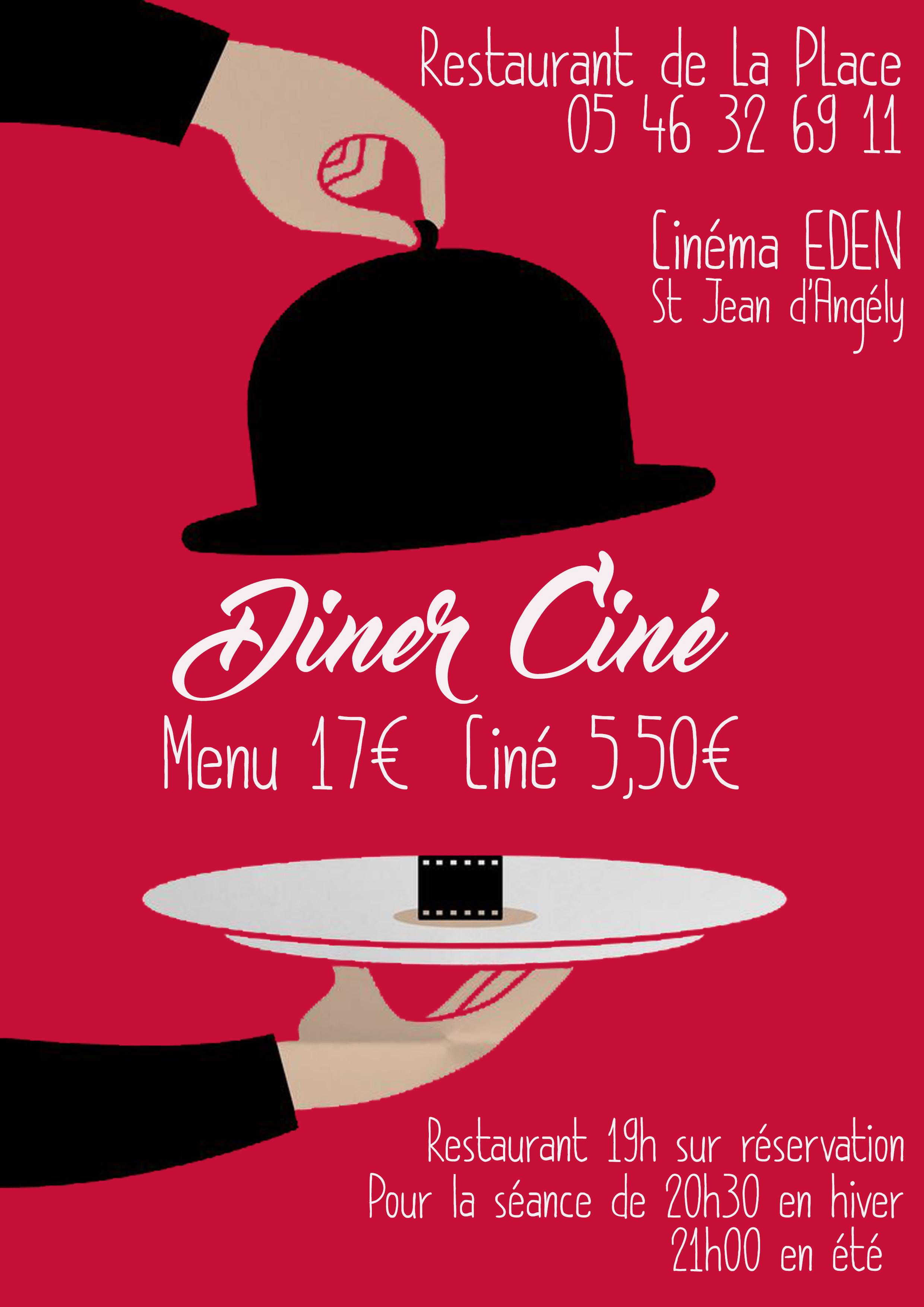 Diner ciné